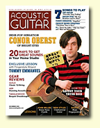 Acoustic Guitar Dec 2005
