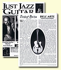 Just Jazz Magazine and John Kinnard